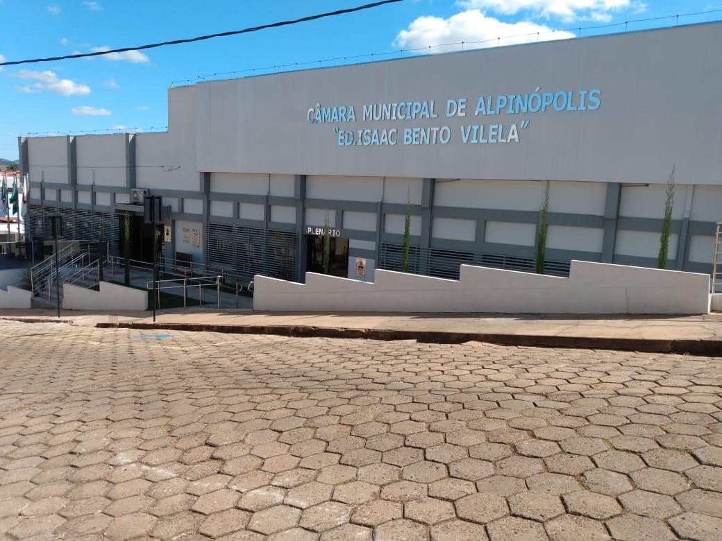 Câmara de Alpinópolis aprova moção de repúdio à Medida Provisória nº 1.031 de 23 de fevereiro de 2021, que possui proposta de privatização da Eletrobrás.
